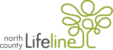 North County Lifeline Logo