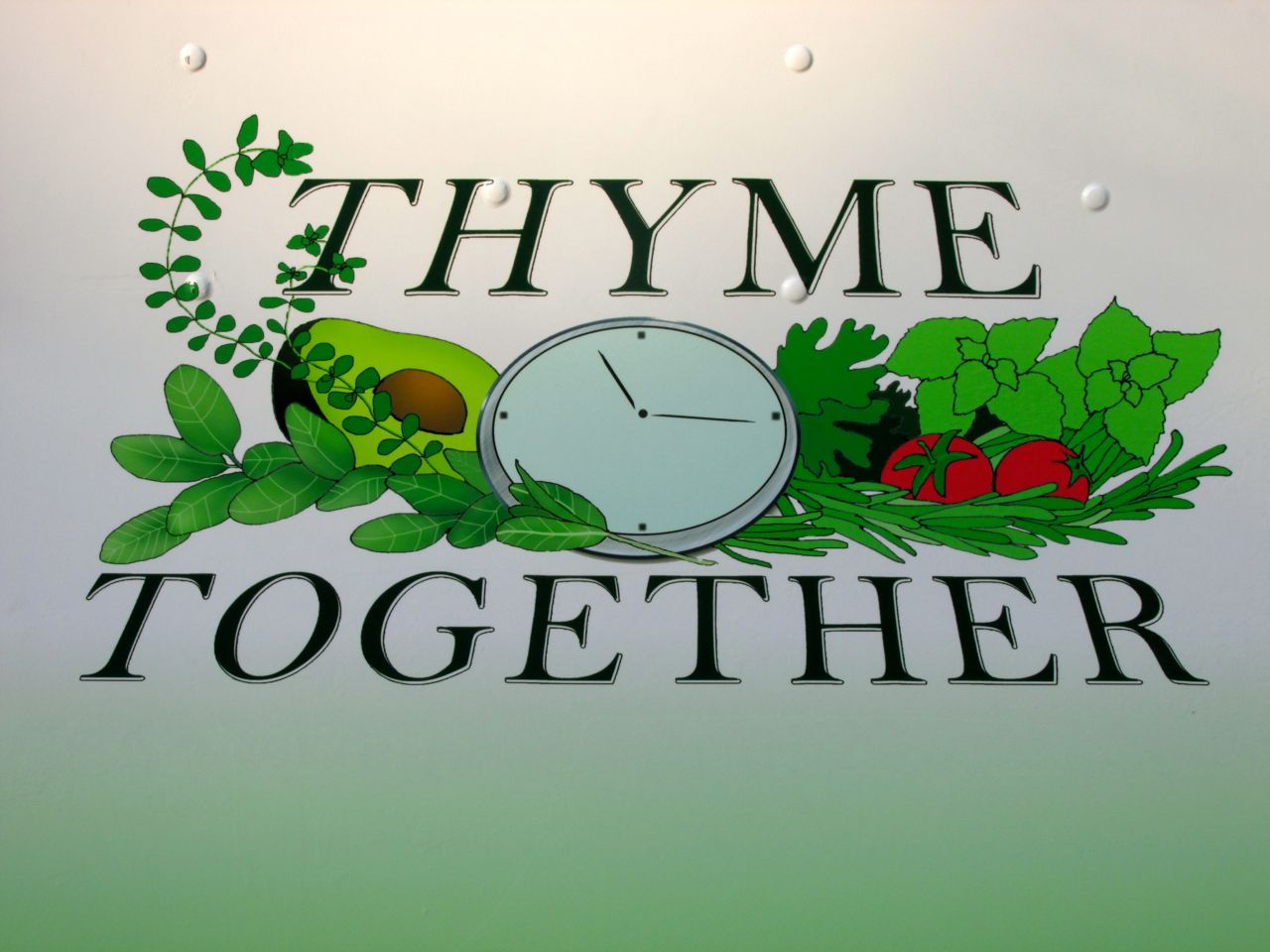 Thyme Together Food Truck - San Diego