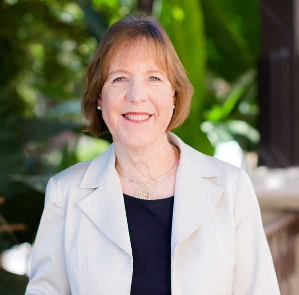 Christy Wilson, Executive Director RSF Foundation in San Diego