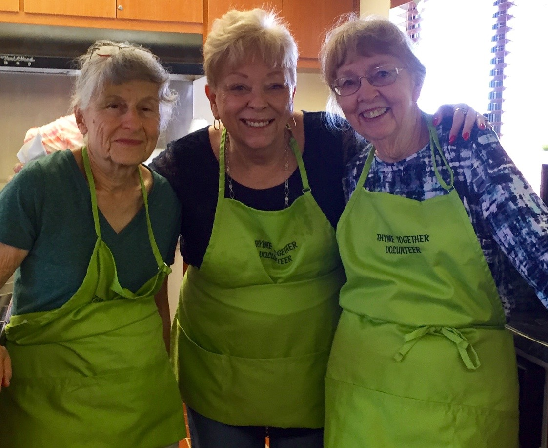 Volunteers for Aging Programs in North County