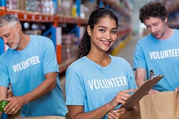 Volunteer Staff