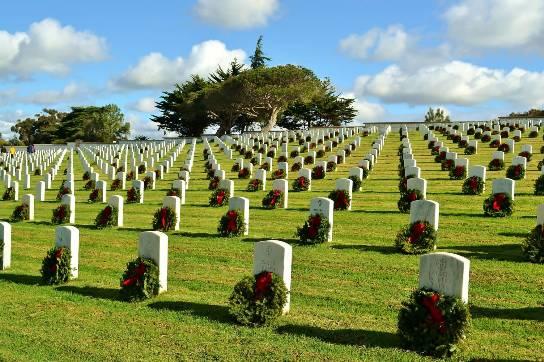 Wreaths Across America San Diego