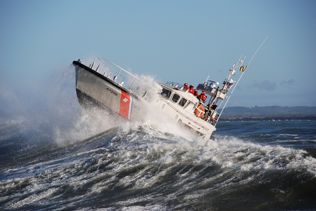 Coast Guard Lifeboat