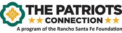 The Patriots Connection Logo